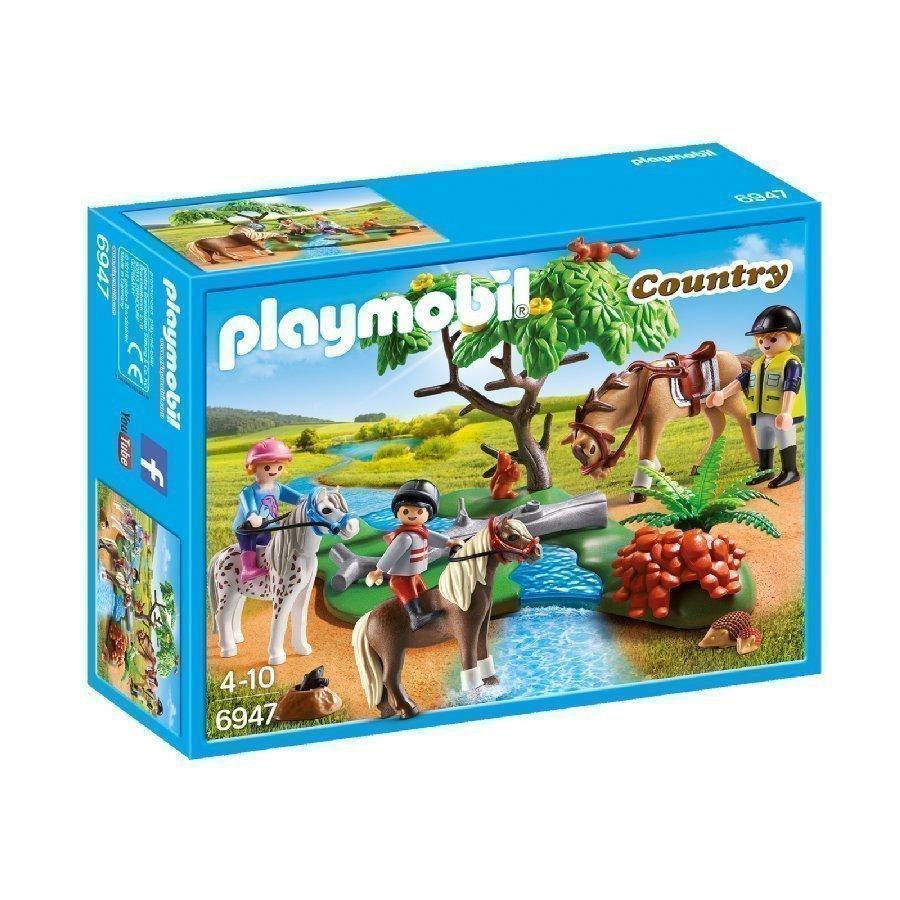 Playmobil Country Maastoratsastusretki 6947