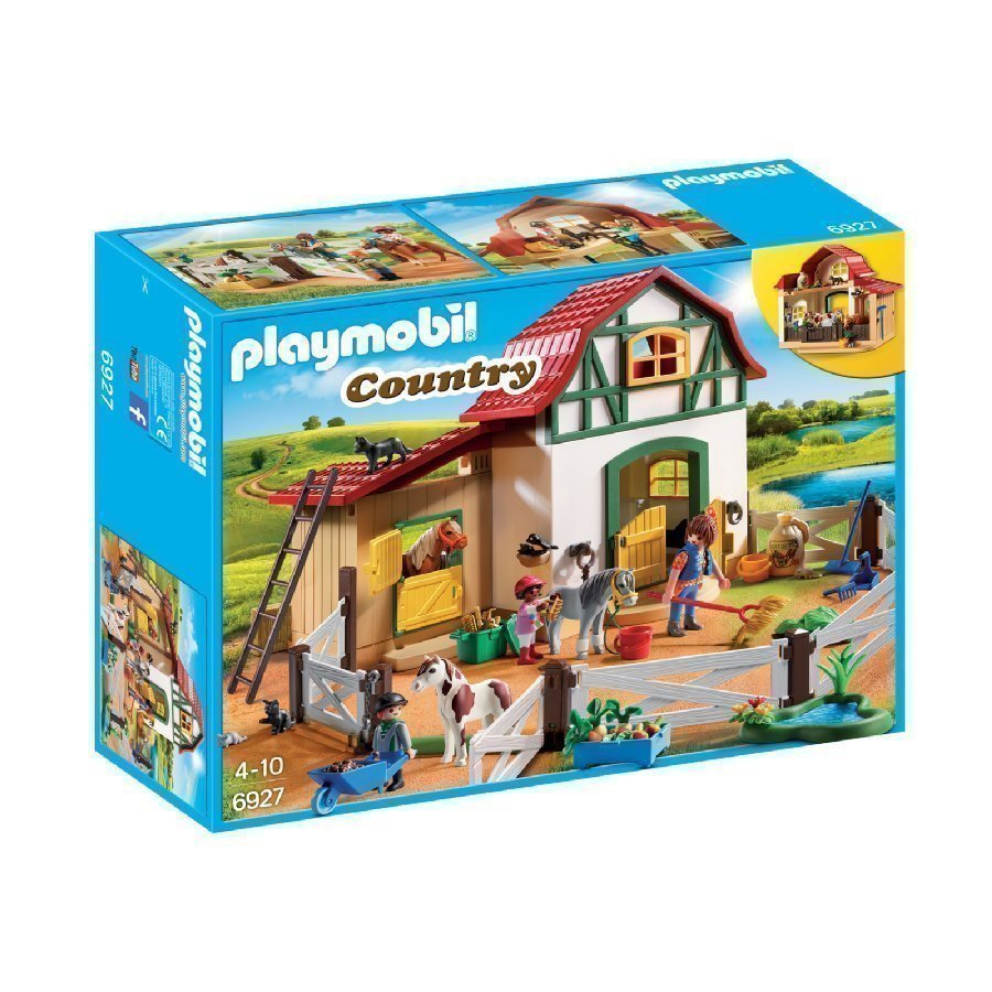 Playmobil Country Ponitalli 6927