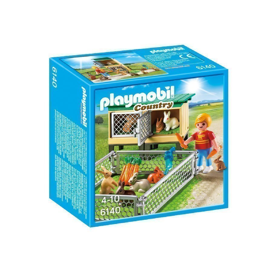 Playmobil Country Pupujen Aitaus 6140