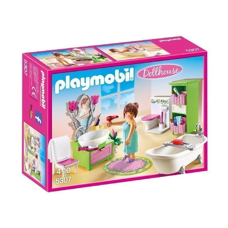 Playmobil Dollhouse Kylpyhuone 5307