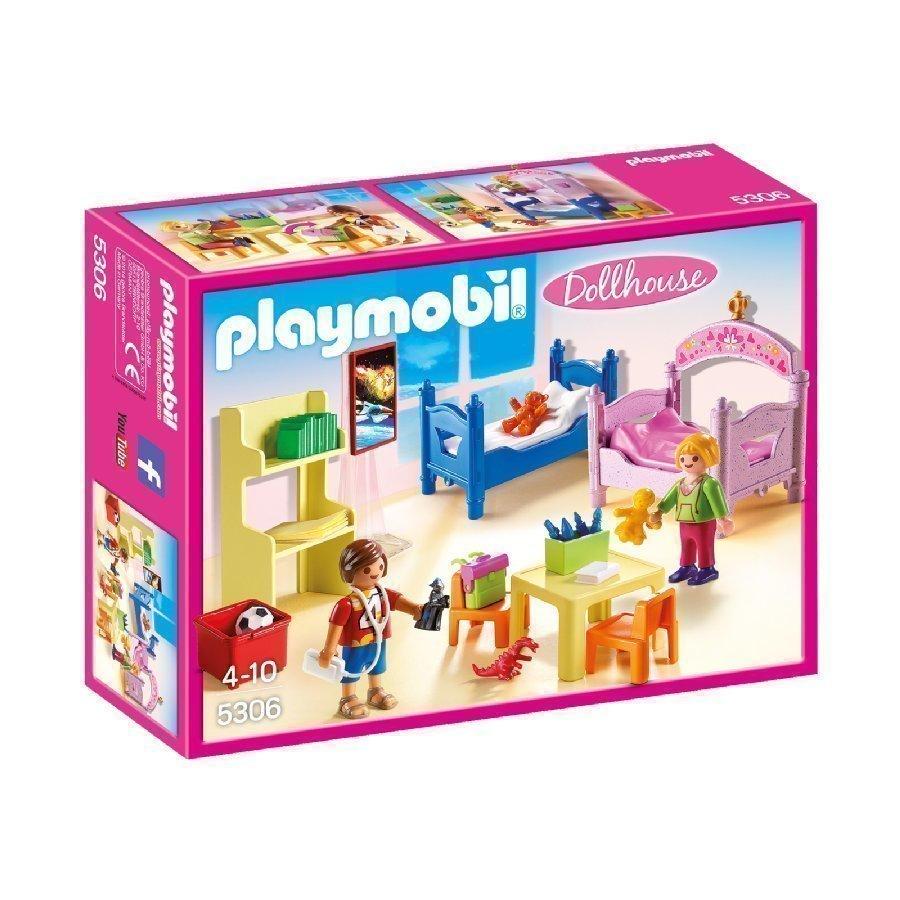 Playmobil Dollhouse Lastenhuone 5306