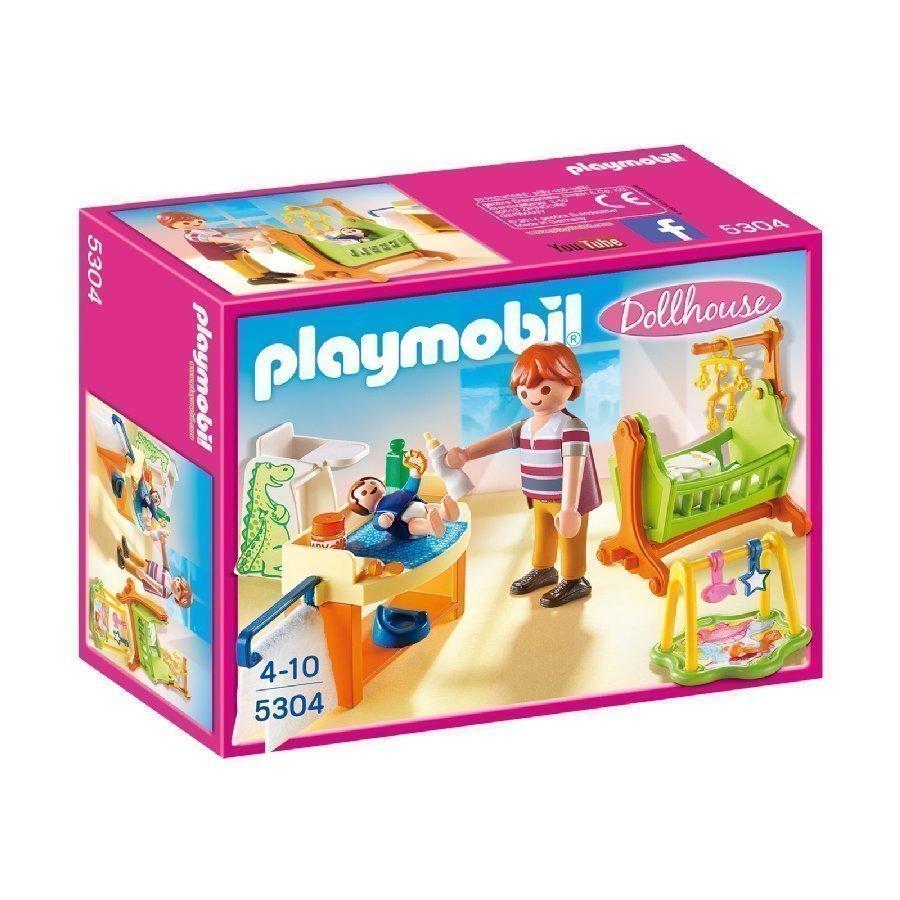 Playmobil Dollhouse Vauvanhuone 5304
