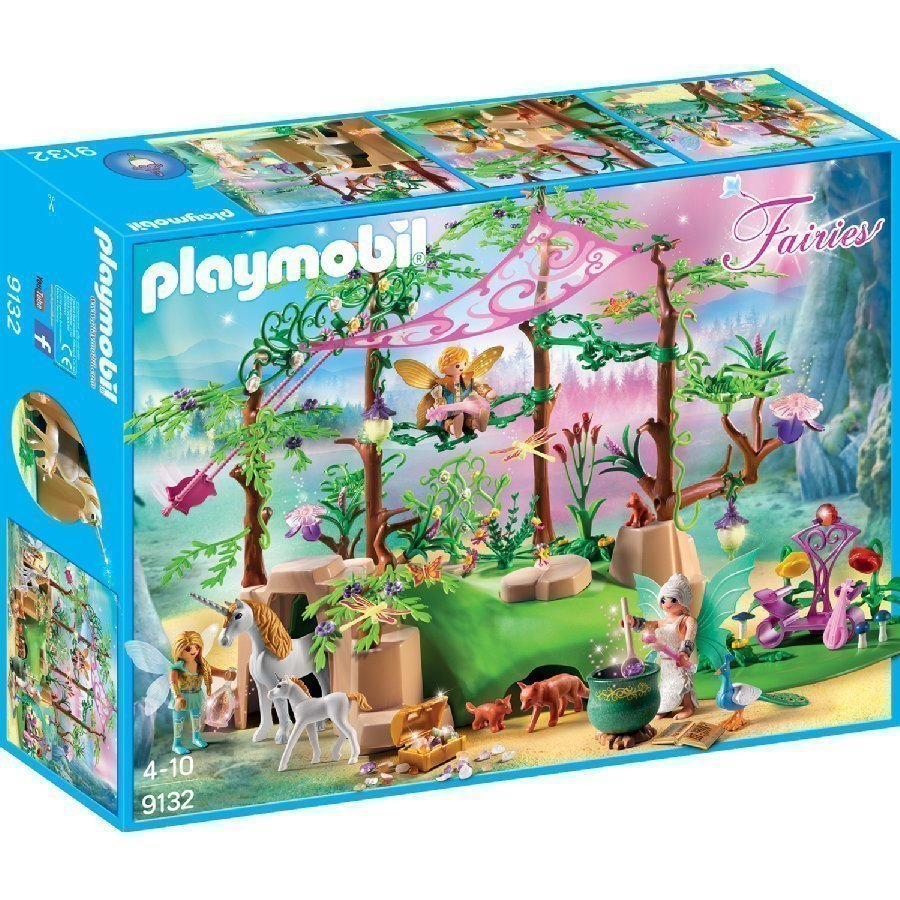 Playmobil Fairies Keijujen Taikametsä 9132