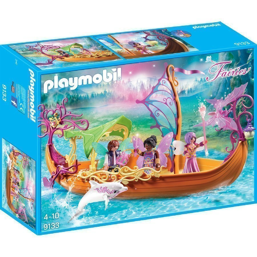 Playmobil Fairies Keijulaiva 9133