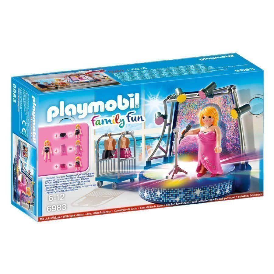 Playmobil Family Fun 6983 Disco 6983