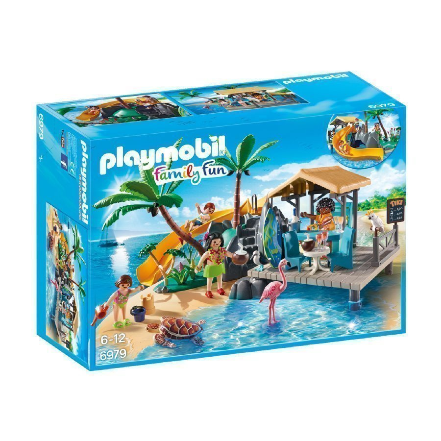 Playmobil Family Fun Karibia 6979