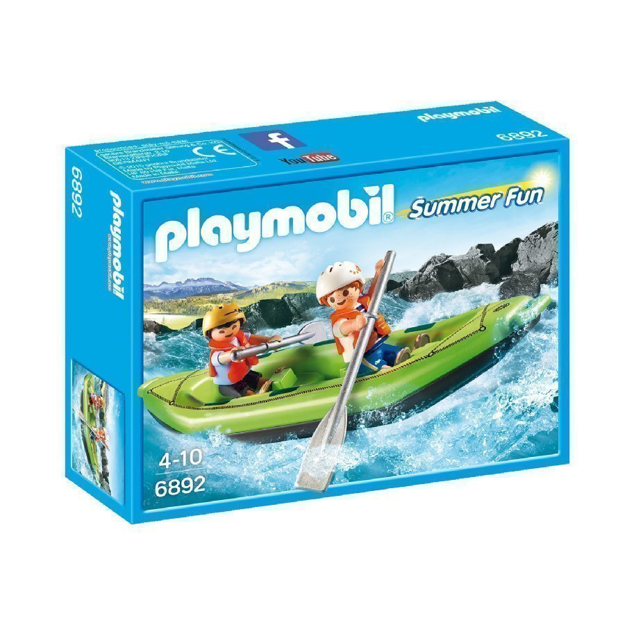 Playmobil Family Fun Koskenlasku 6892