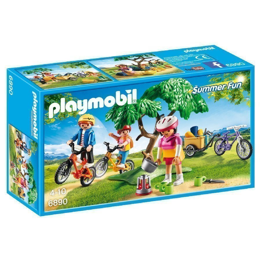 Playmobil Family Fun Maastopyöräretki 6890