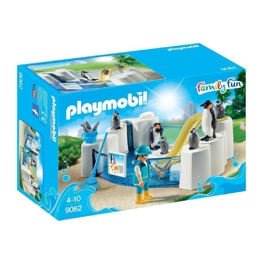 Playmobil Family Fun Pingviiniallas 9062