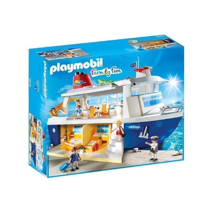 Playmobil Family Fun Risteilyalus 6978