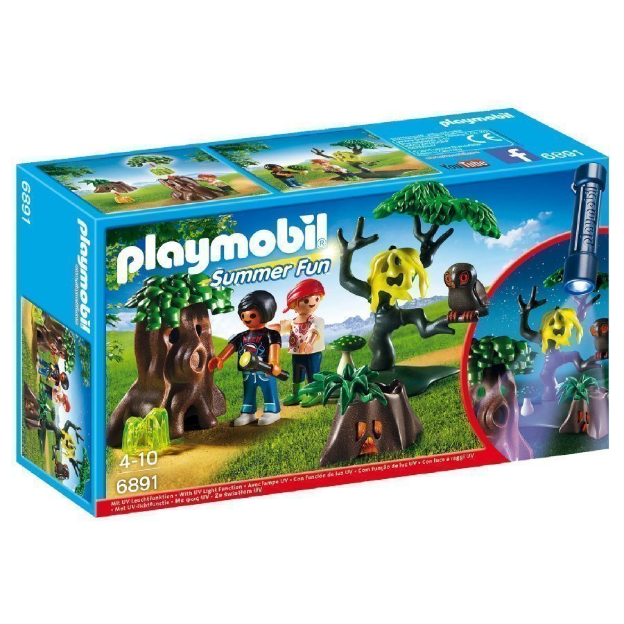 Playmobil Family Fun Yövaellus 6891