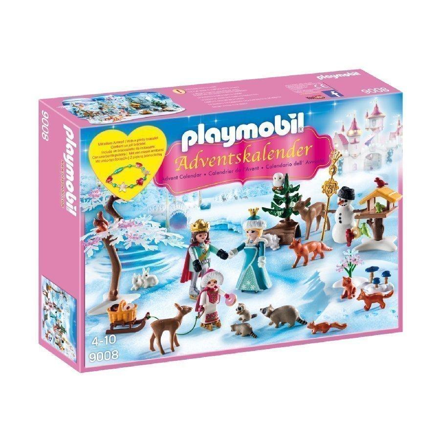 Playmobil Joulukalenteri Luisteluprinsessa 9008