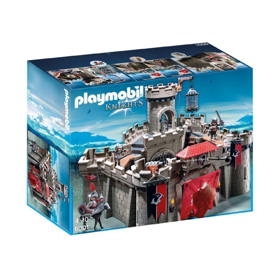 Playmobil Knights Haukkaritareiden Linna 6001