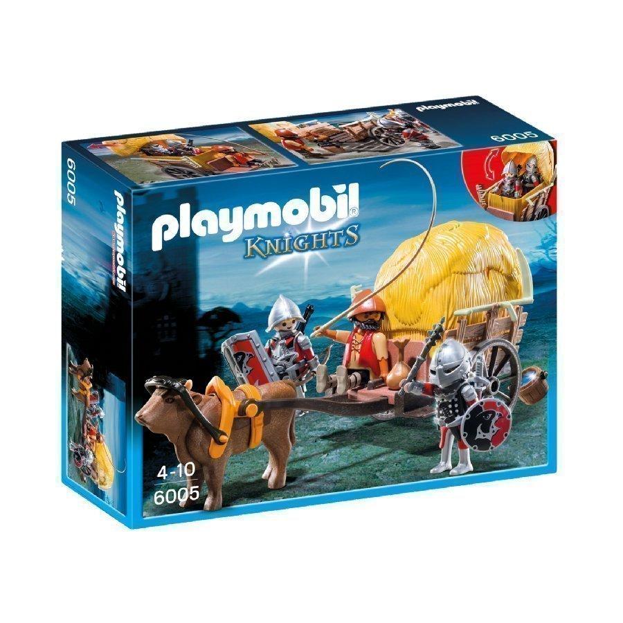 Playmobil Knights Haukkaritareiden Vaunut 6005