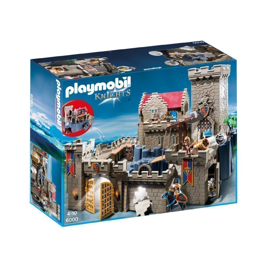 Playmobil Knights Leijonaritareiden Linna 6000