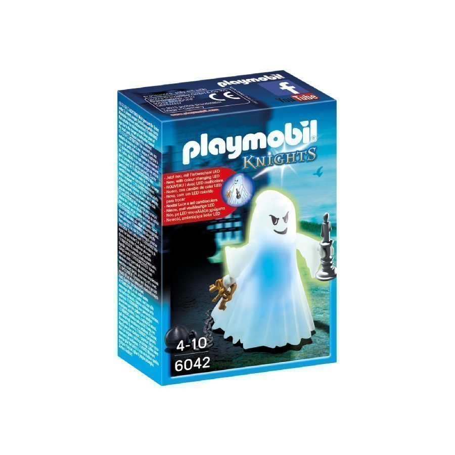 Playmobil Knights Linnan Haamu Led Valolla 6042