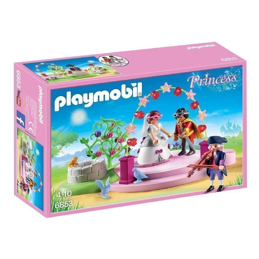 Playmobil Princess Naamiaistanssijaiset 6853