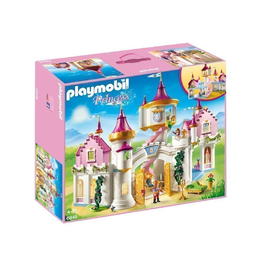 Playmobil Princess Prinsessanlinna 6848
