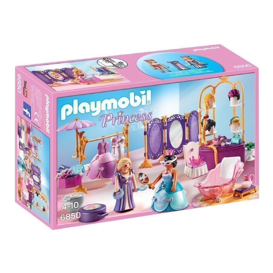 Playmobil Princess Pukeutumishuone 6850