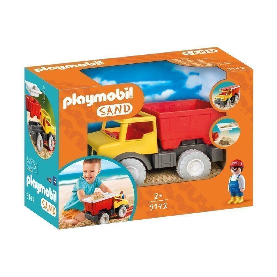 Playmobil Sand Kuorma Auto 9142