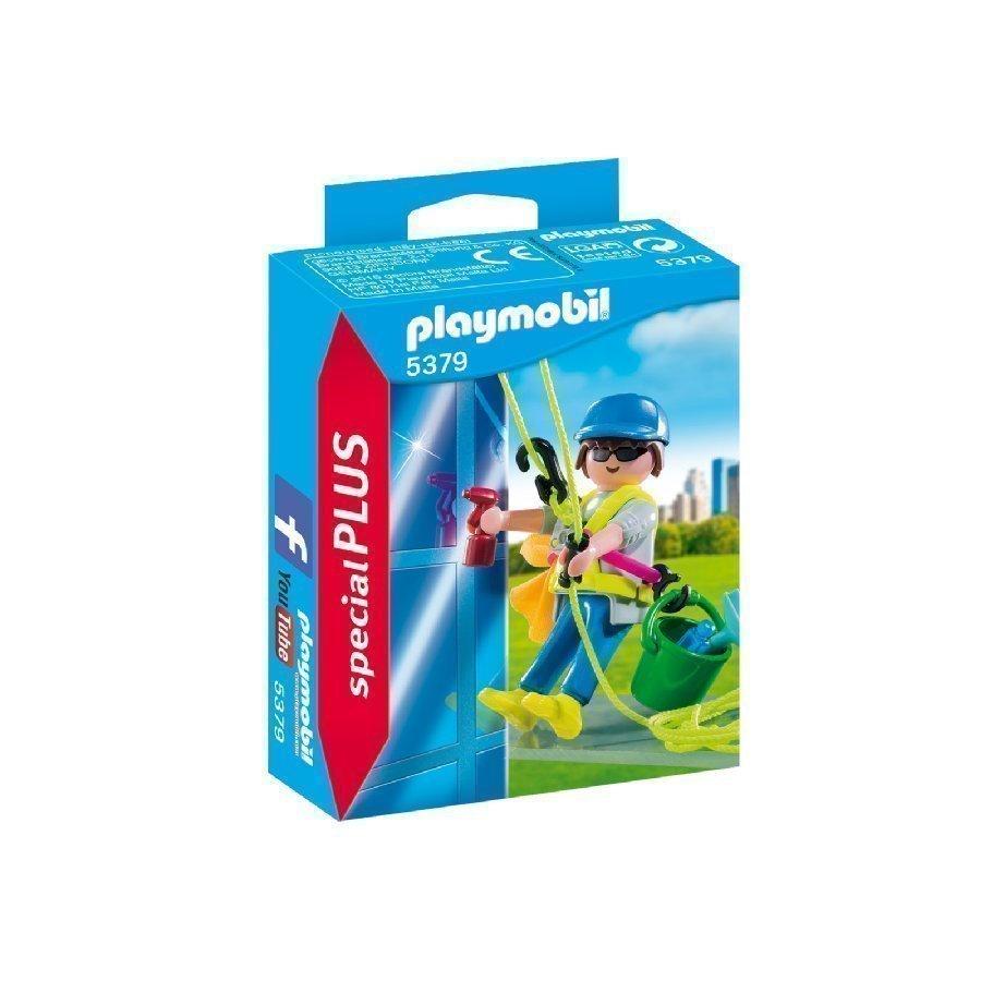 Playmobil Specialplus Ikkunanapesijä 5379