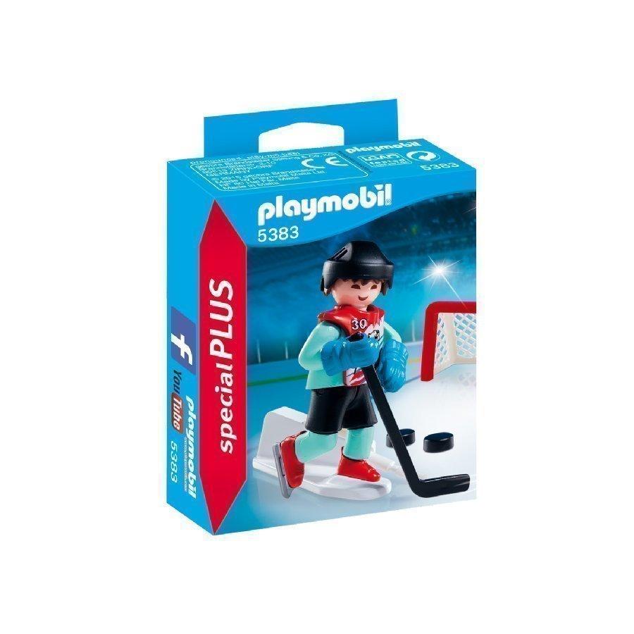 Playmobil Specialplus Jääkiekkoilija 5383