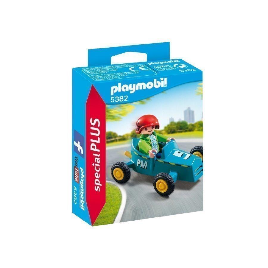 Playmobil Specialplus Kartting Auto 5382