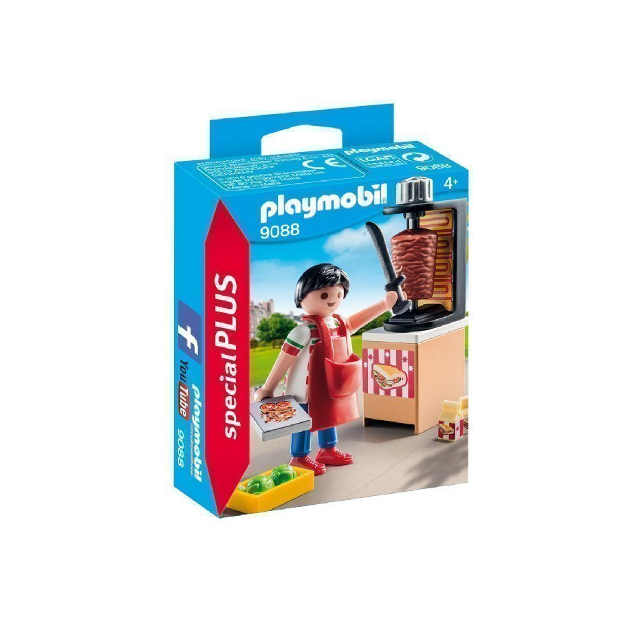 Playmobil Specialplus Kebab Grilli 9088