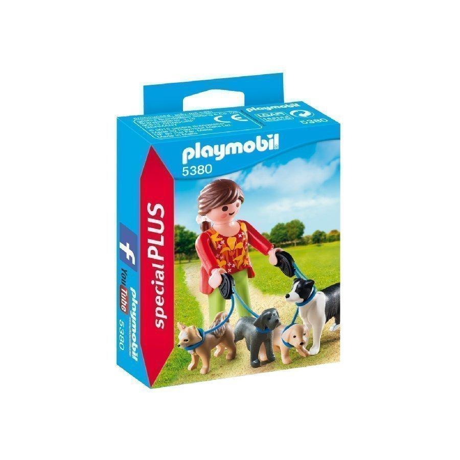 Playmobil Specialplus Koiranhoitaja 5380