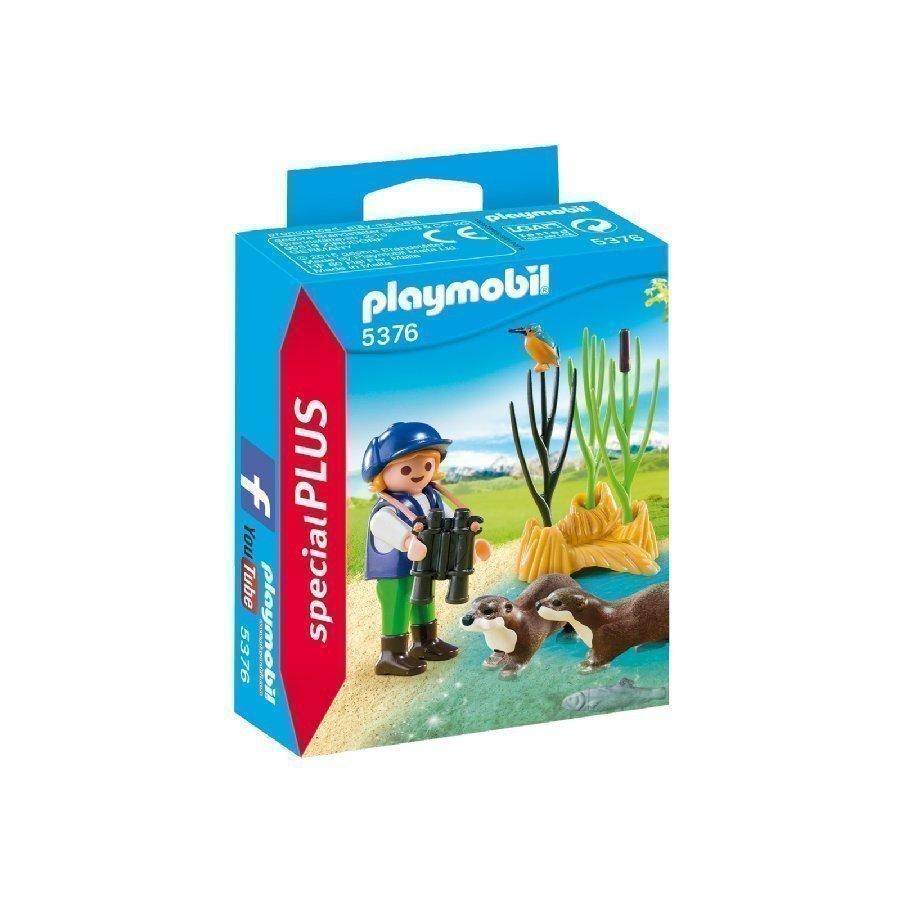 Playmobil Specialplus Saukkotutkija 5376