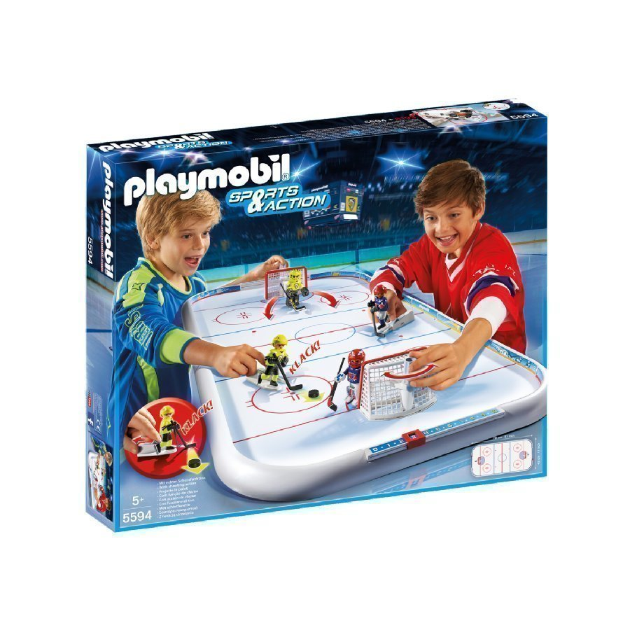 Playmobil Sports & Action Jääkiekkoareena 5594