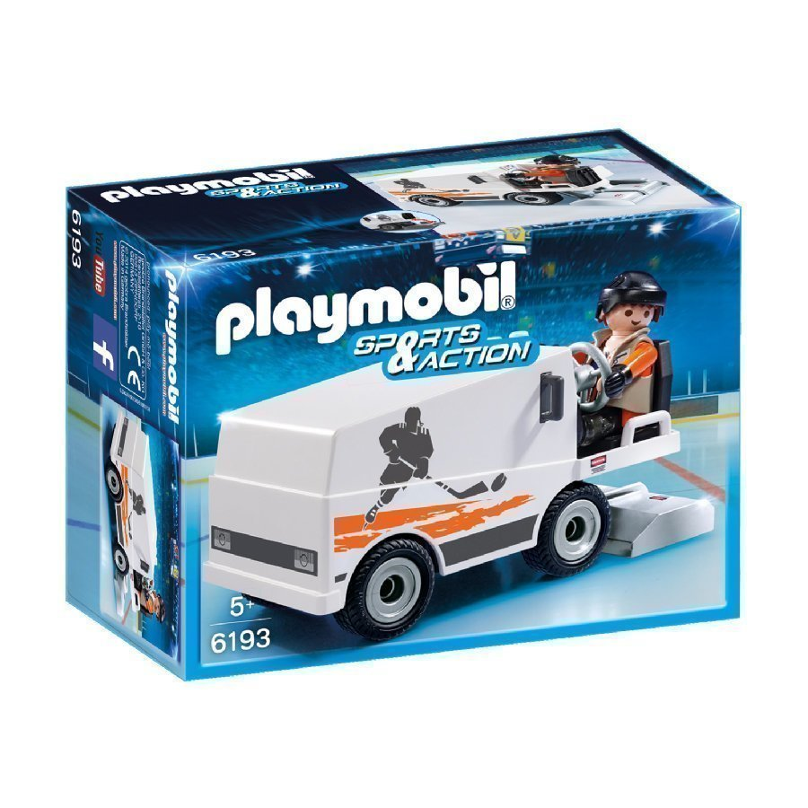Playmobil Sports & Action Jääkone 6193