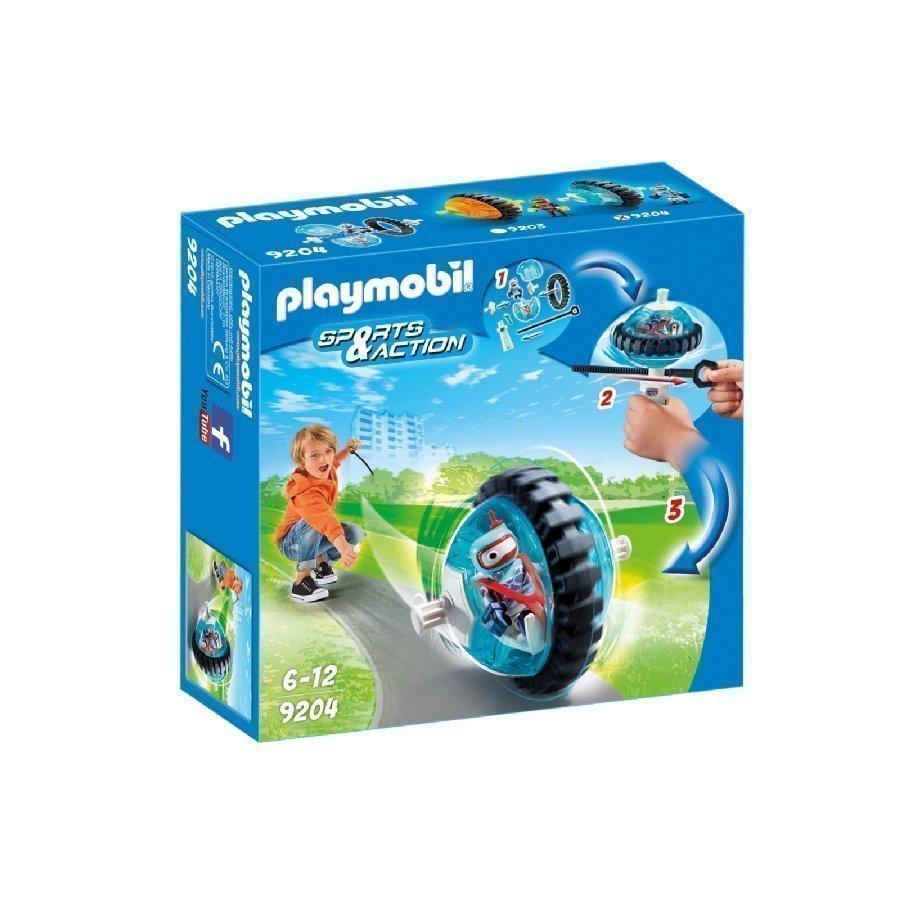 Playmobil Sports & Action Vauhtipyörä Sininen 9204