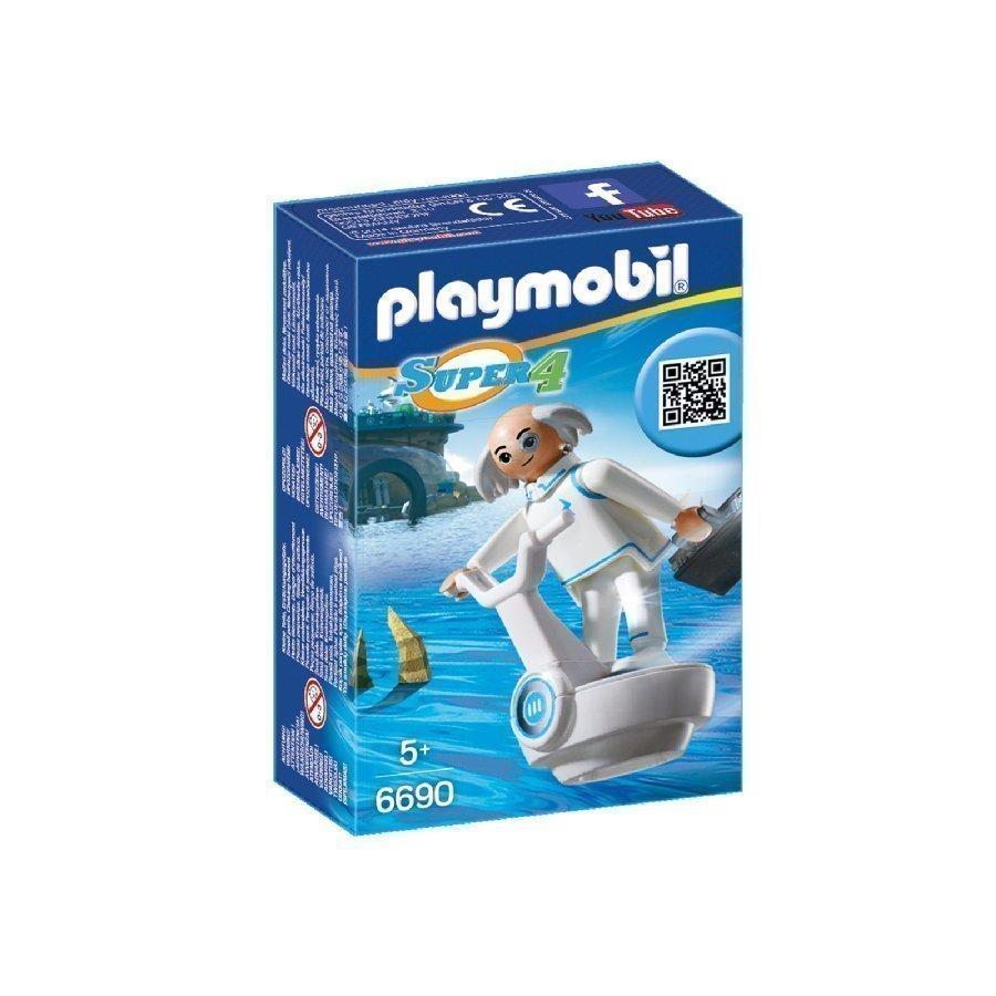 Playmobil Super 4 Tohtori X 6690