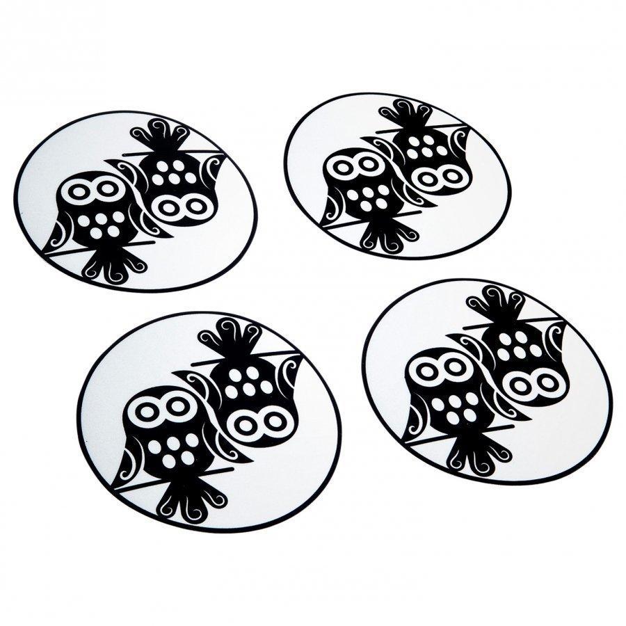 Pogu Wheel Reflective Owl Heijastin
