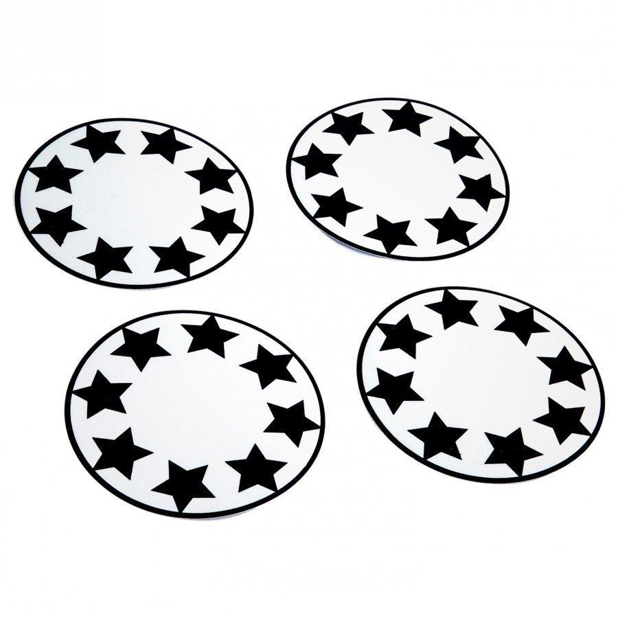 Pogu Wheel Reflective Star Heijastin