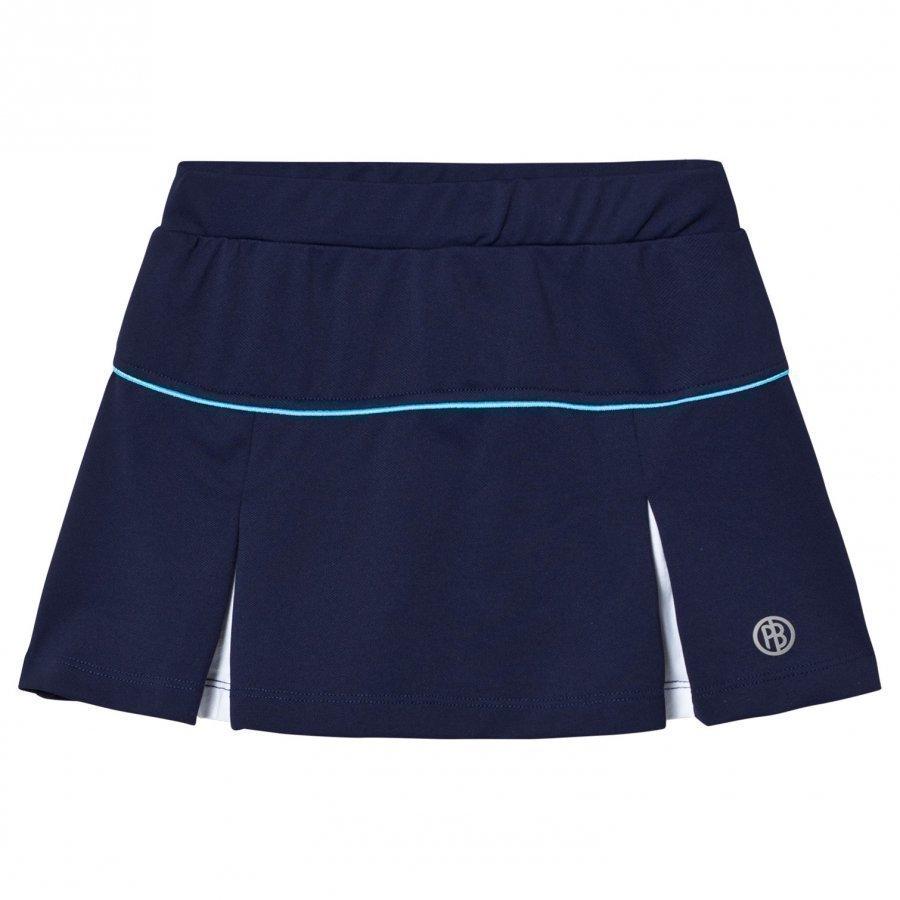 Poivre Blanc Navy Classic Tennis Skort Housuhame