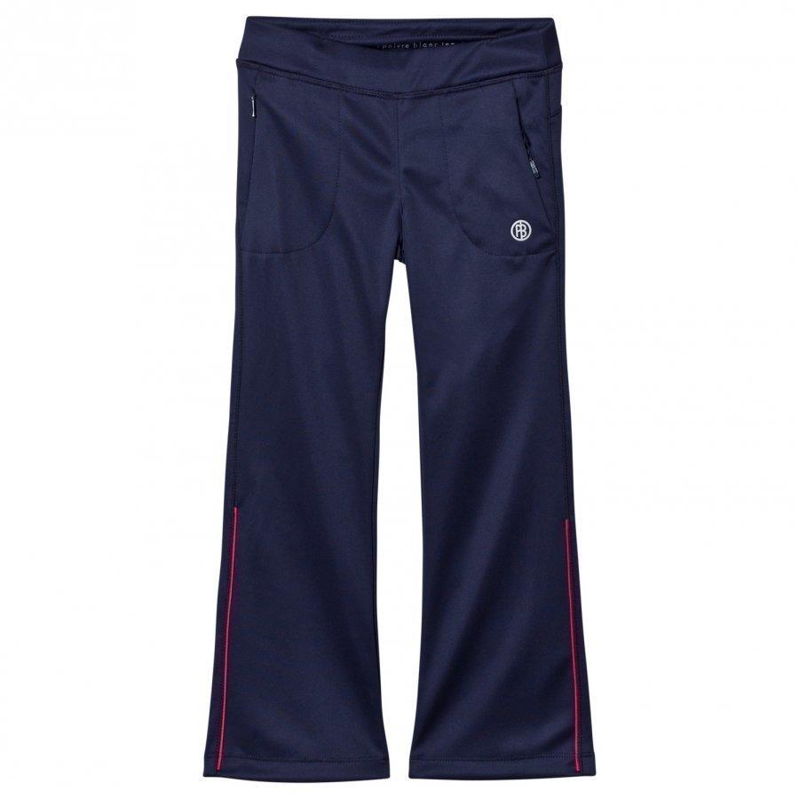 Poivre Blanc Navy Classic Tennis Tracksuit Pants Verryttelyhousut