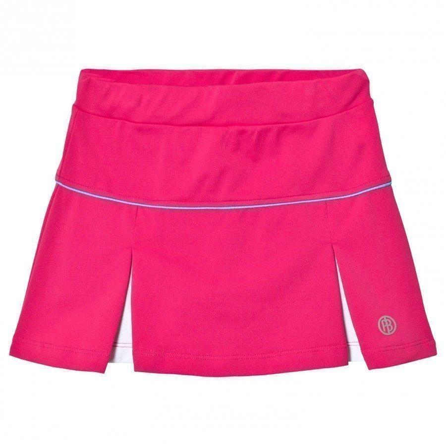 Poivre Blanc Pink Classic Tennis Skort Housuhame