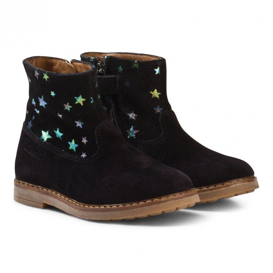 Pom Dapi Trip Boots Noir Nilkkurit