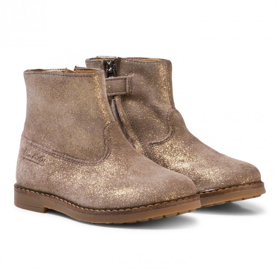 Pom Dapi Trip Boots Taupe Nilkkurit