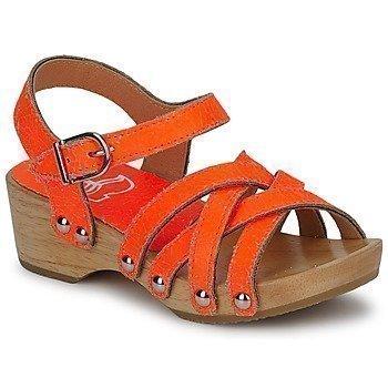 Pom d'Api WOOD STRAP sandaalit