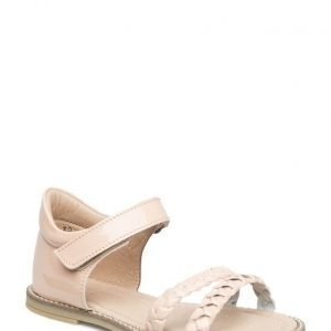 Pom pom Braided Open Sandal