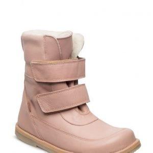 Pom pom Winterboots With Velcro