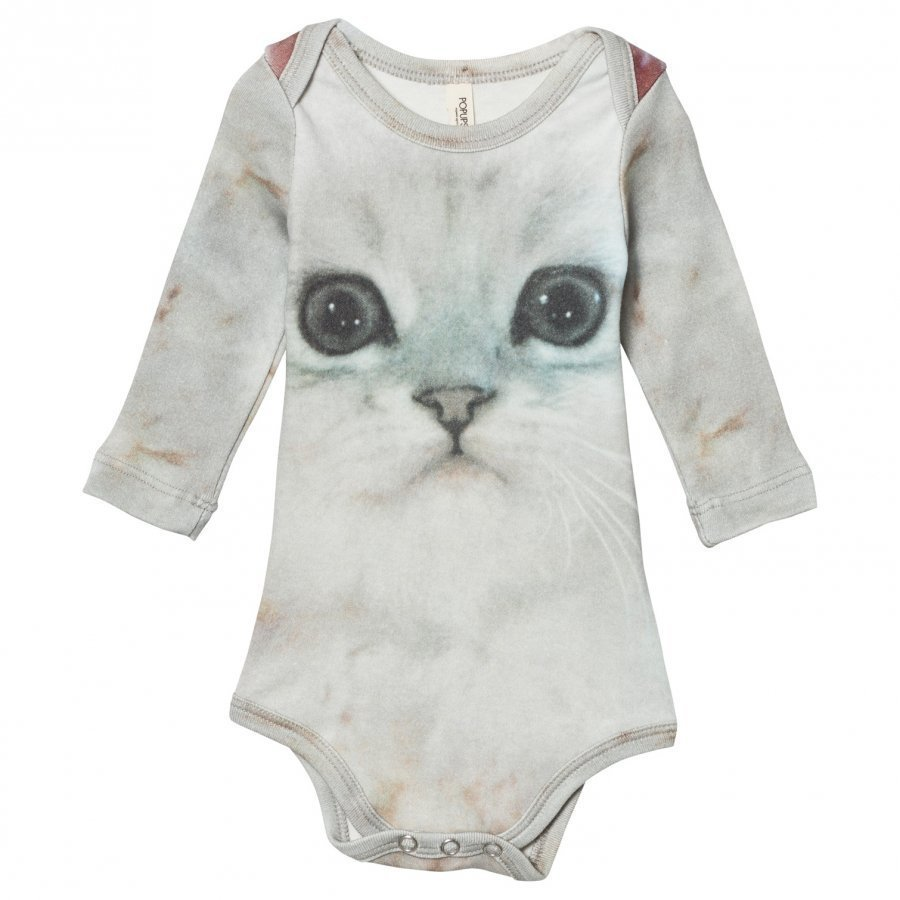 Popupshop Baby Body Fluffy Cat Body