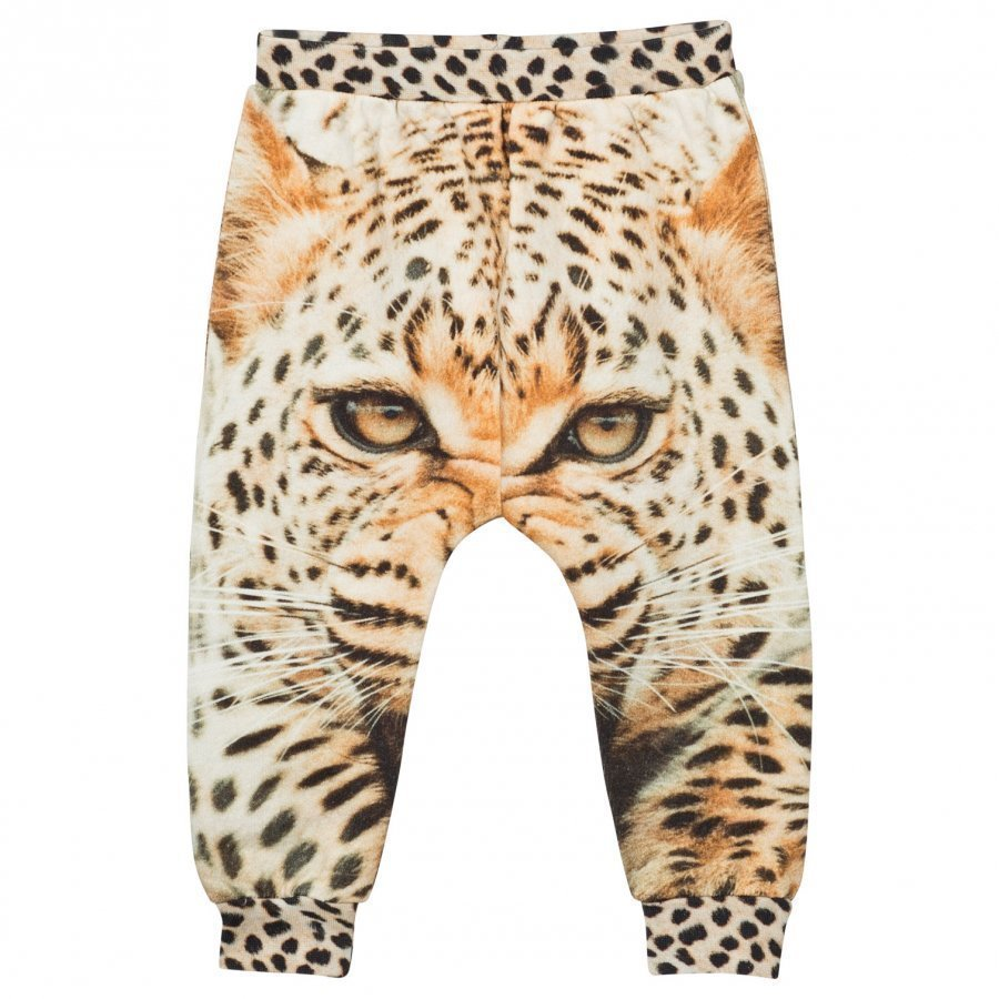 Popupshop Baggy Leggings Leopard Verryttelyhousut