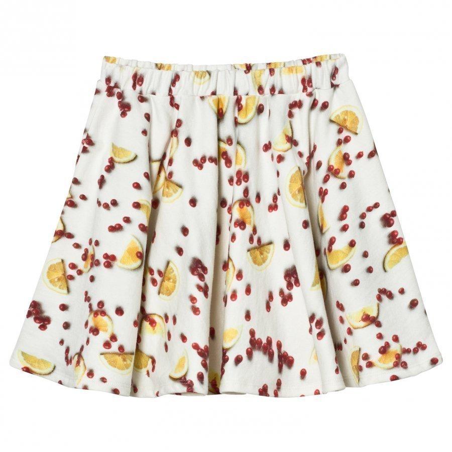 Popupshop Base Skirt Fruit Lyhyt Hame
