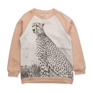 Popupshop Basic Sweat Cheetah