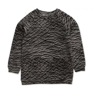 Popupshop Basic Sweat Elephant Skin
