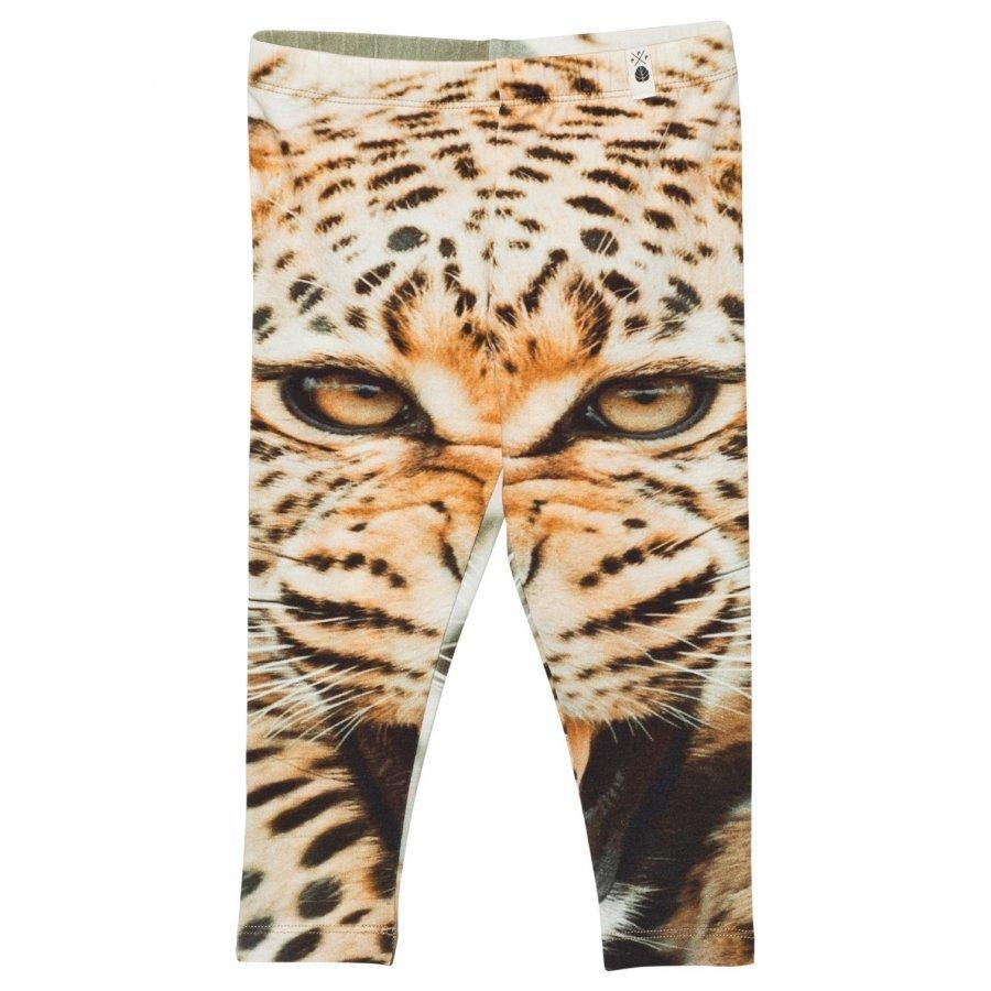 Popupshop Leggings Leopard Legginsit